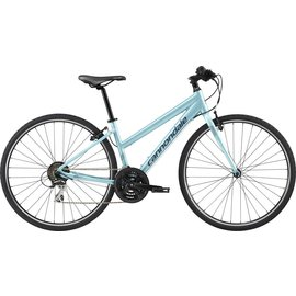 Cannondale CANNONDALE 700 F Quick 8 AQU MD Medium Aqua 2018