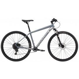 Cannondale CANNONDALE 700 M Quick CX 2 GRY LG Large Grey 2018