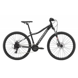 Cannondale CANNONDALE 27.5 F Foray 4 BBQ XS Extra Small Matte Black 2018