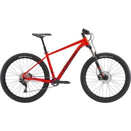 Cannondale CANNONDALE 27.5+ M Cujo 1 ARD MD Medium Acid Red 2018