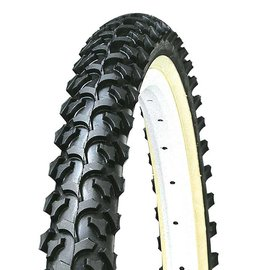 "Kenda Kenda K50 Tire: 12-1/2"" x 2-1/4"" Black, Steel Bead"