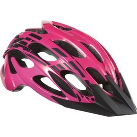 Lazer Magma Helmet: Flash Pink LG