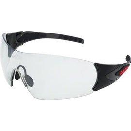 Lazer Lazer Radon 1 (R1) Sunglasses: Matte Black Frames with Crystal Photochromic Lens