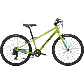 Cannondale CANNONDALE 24 M Kids Quick AGR OS One Size Acid Green