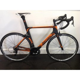 Decarolis DECAROLIS JADE Rival22 56/L BLACK/ORANGE 2017