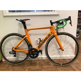 Decarolis USED DECAROLIS JADE ETAP 54/M ORANGE MULTY COLOR 2018