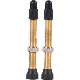 WTB WTB Brass TCS Valve: 34mm, Pair
