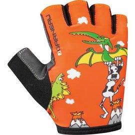 Louis Garneau Louis Garneau Kid Ride: Glove: Orange 2