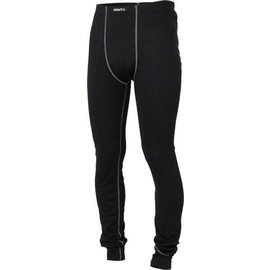 Craft Craft Active Long Underpant Base Layer: Black MD