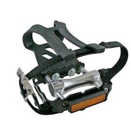 EVO EVO, Adventure SL Plus, Pedals and toe-clips and straps