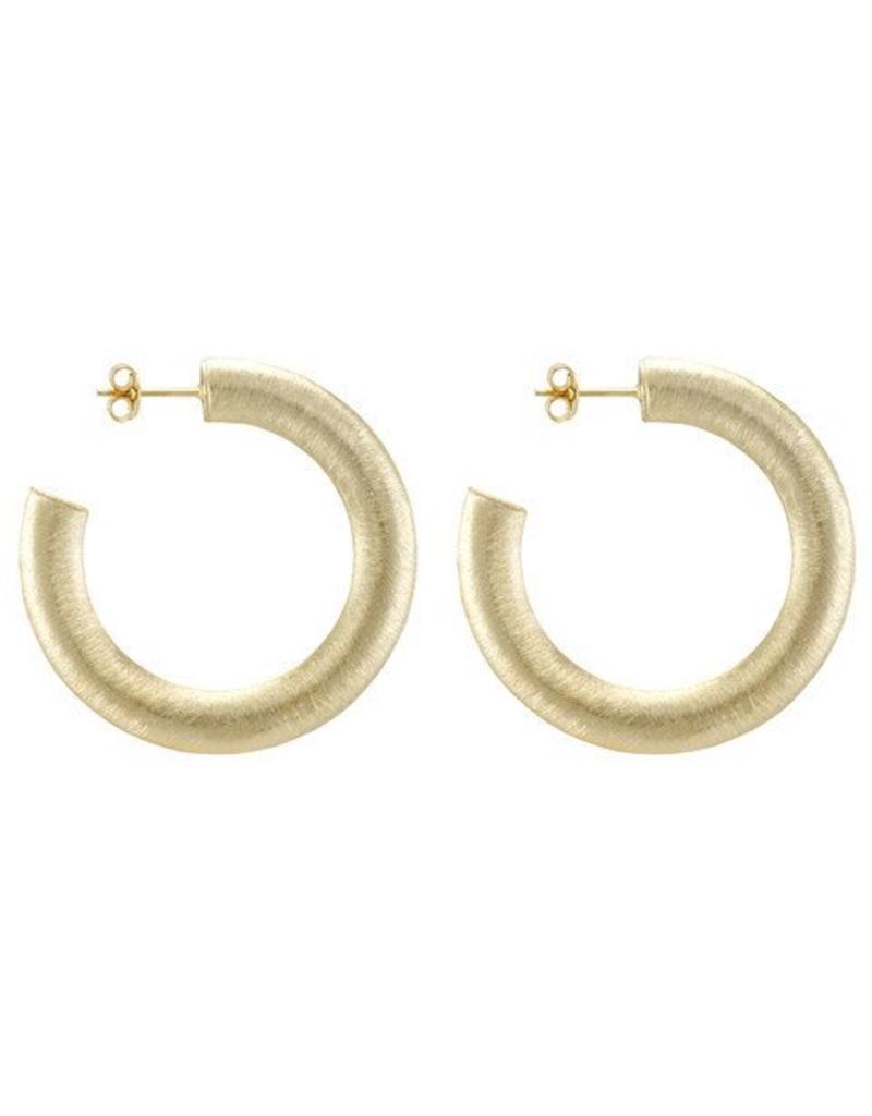 Sheila Fajl Irene Hoop Earrings