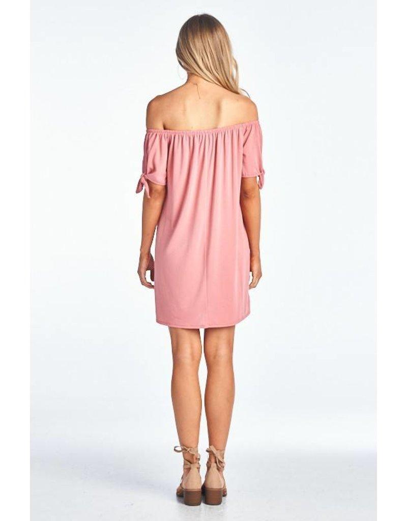Annabelle Off Shoulder Dress