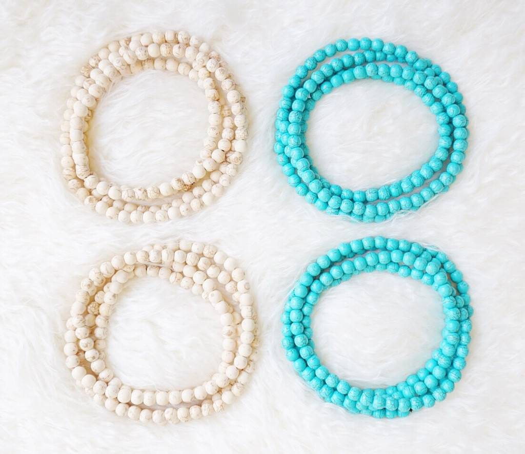 Gypsea Jewels Double Wrap Necklace