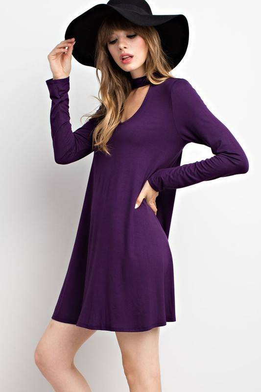 Off The Edge Gameday Dress