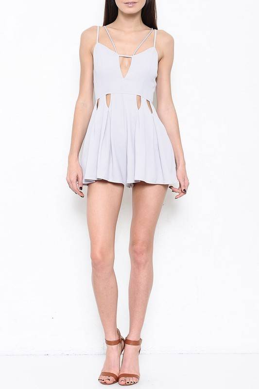 Not This Time Romper