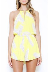 When Life Gives You Lemons Romper