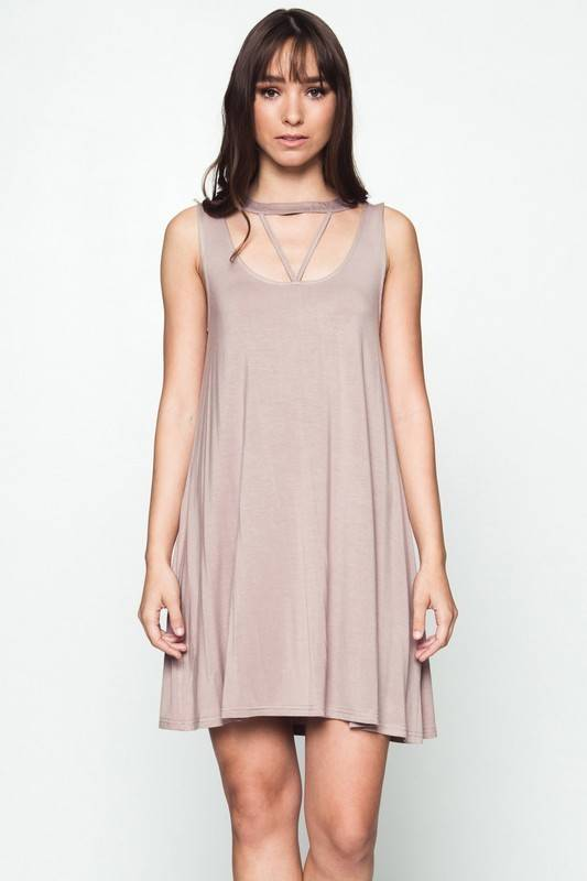 Not Yours Dress