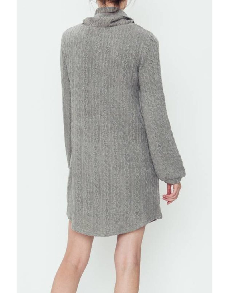 You & I Sweater Dress