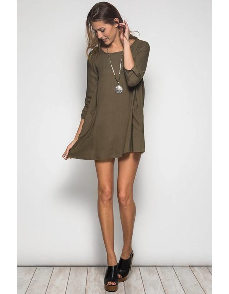 Flow For You Tunic Dress