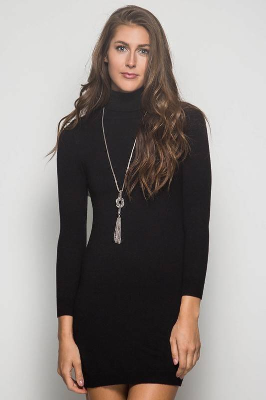 Sweater Weather Dress