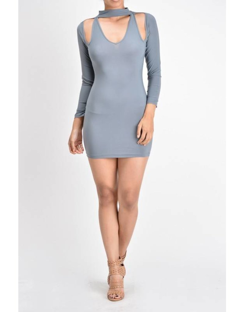 Not Your Average Bodycon Dress