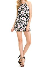 Out on the Town Romper
