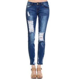 Danielle Distressed Jeans