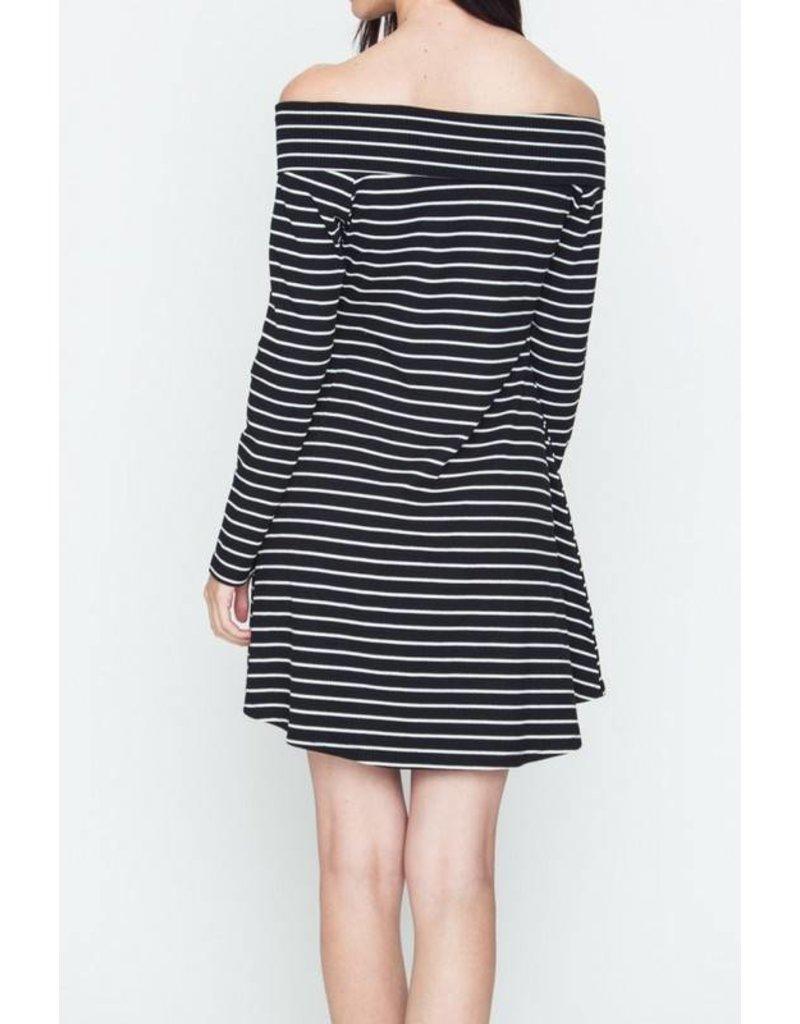 Stripes For Gameday Dress