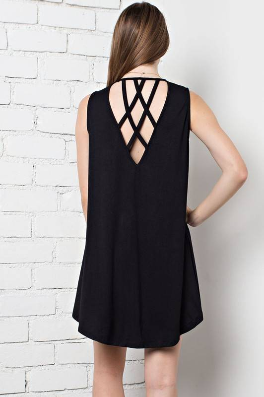 Criss Cross Applesauce Dress