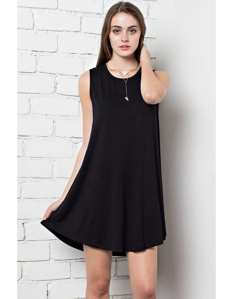 Criss Cross Applesauce Dress
