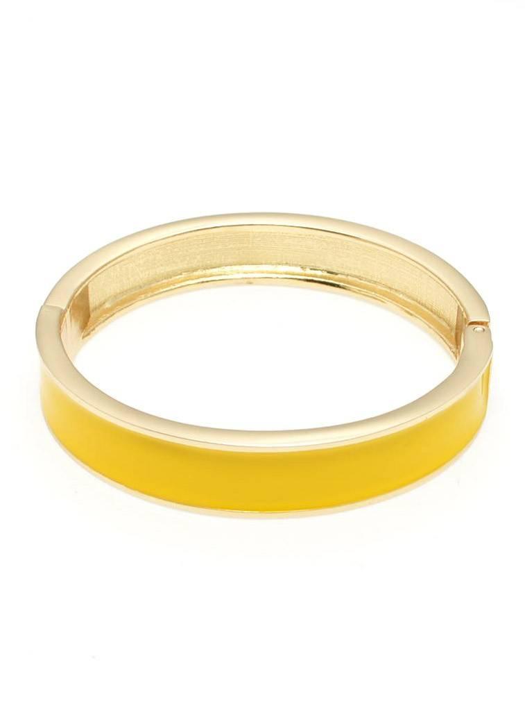 Zenzii Color Me Happy Bangle Yellow