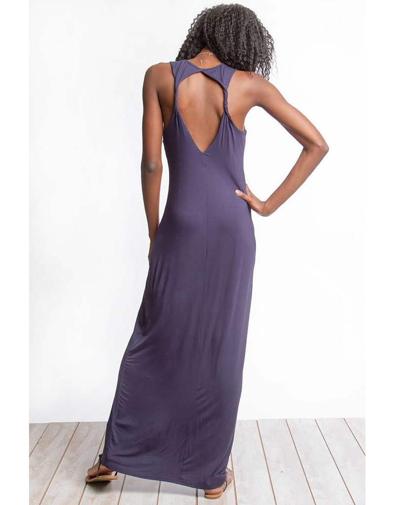 Twisted Up Maxi Dress