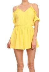 Ruffle Me Up Romper