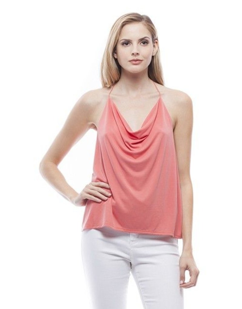 Alicia Drape Top
