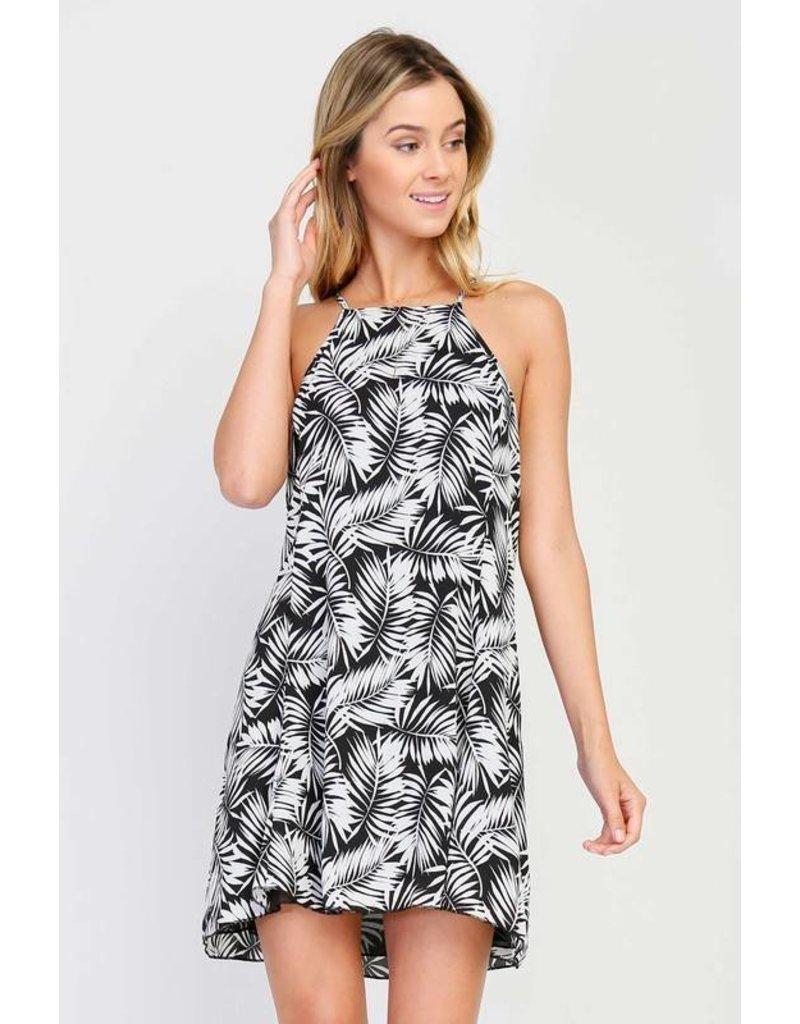 Precious Palm Dress