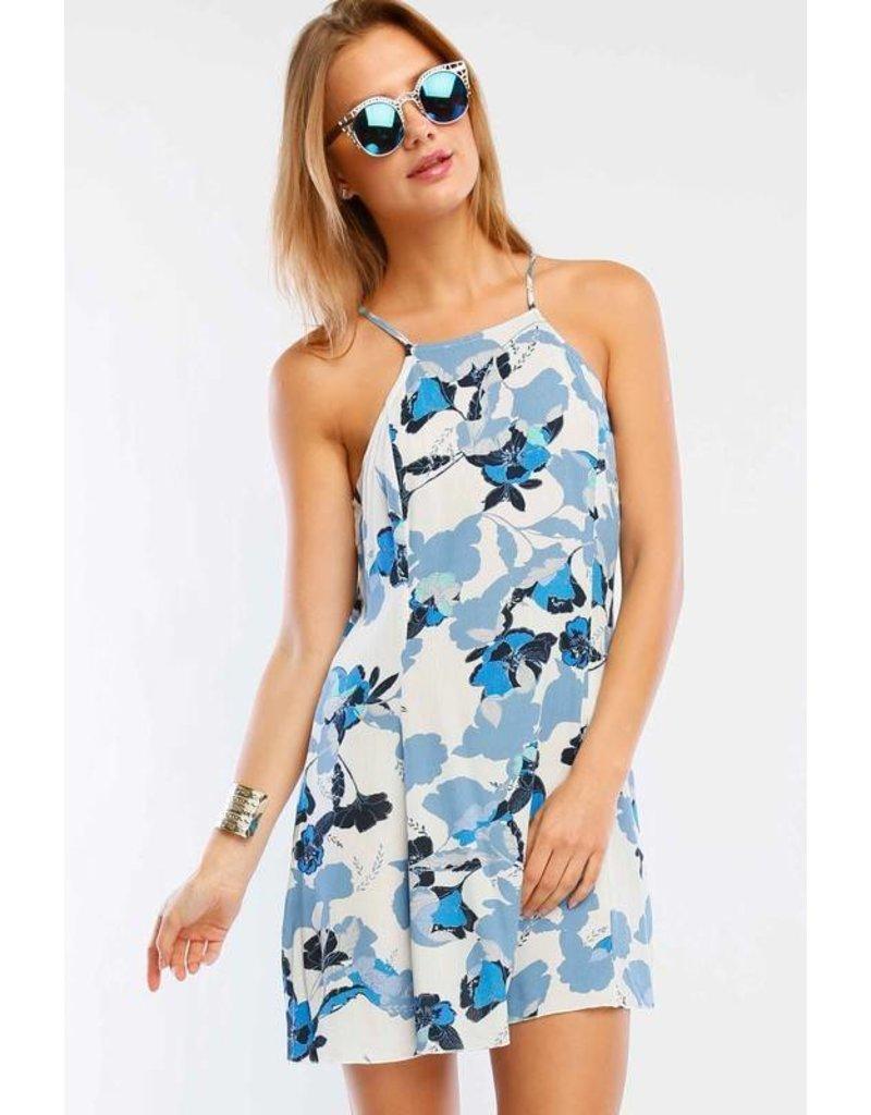 Flaunt it Floral Dress