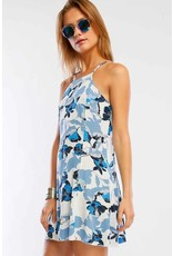 Flaunt it Floral Dress