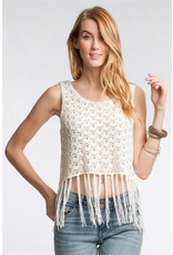 Crochet Me Not Crop Top