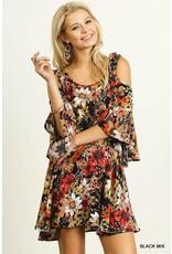 How It Flows Floral Dress