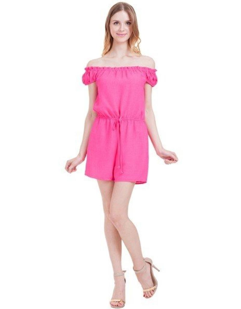 Flirty Days Romper