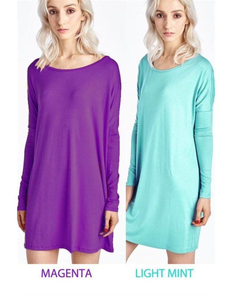 Brooke Tunic Dress