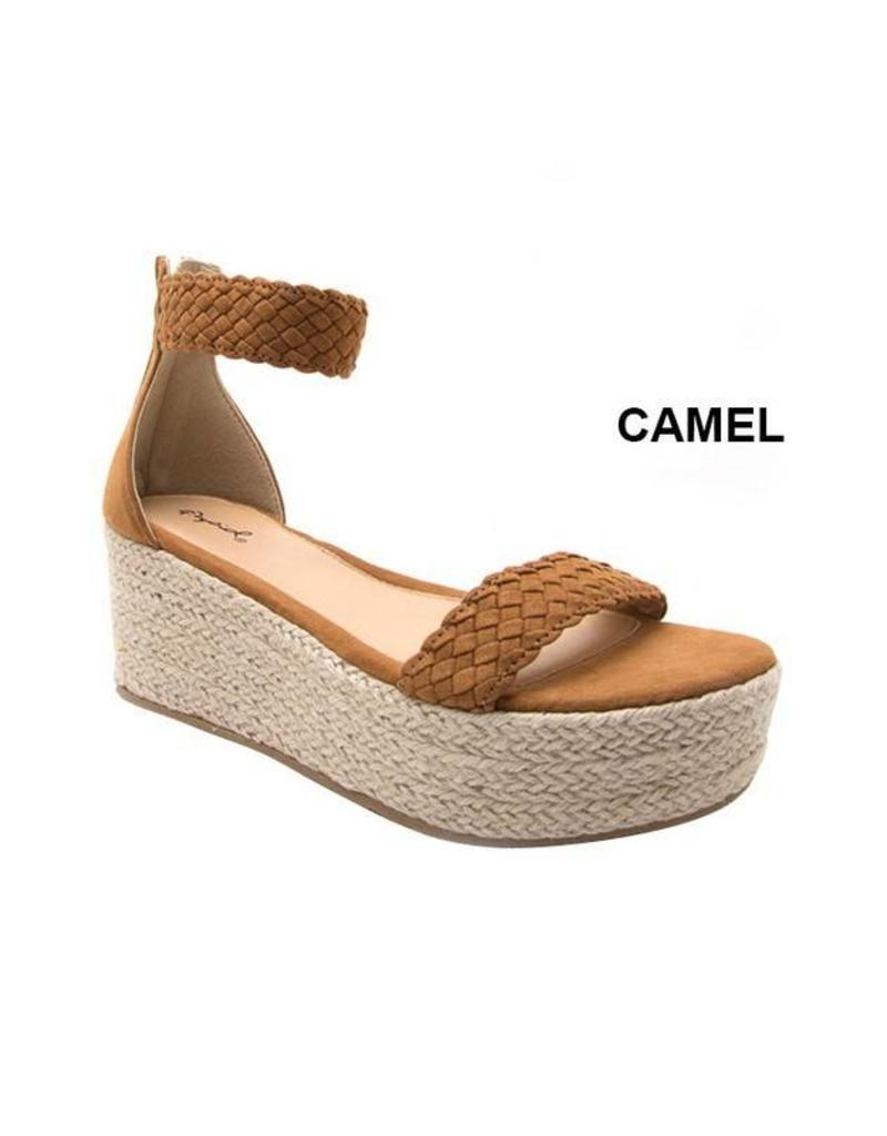 Benson Espadrille Platform Sandal