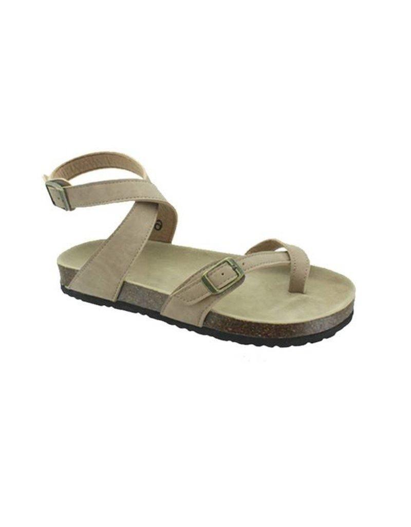 Birk Strappy Sandals