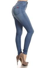 Jenny High Rise Jean