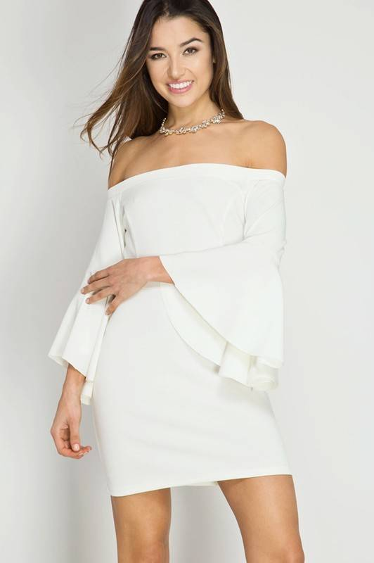 Ring The Bell Dress