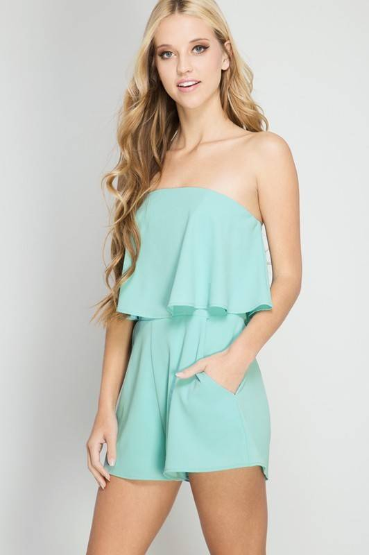 Always Ready Romper