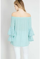 Style And Lace Top