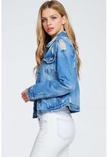 Dana Distressed Jacket