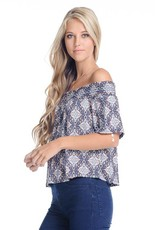 Cortney Off Shoulder Top