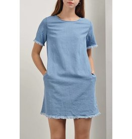Dazzle Me Denim Dress
